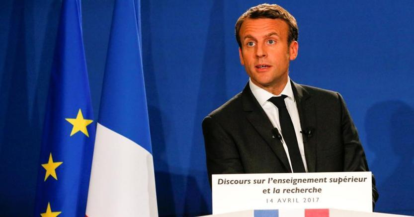 Emmanuel Macron (Reuters)
